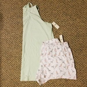 NWT Lane Bryant Pajama Set